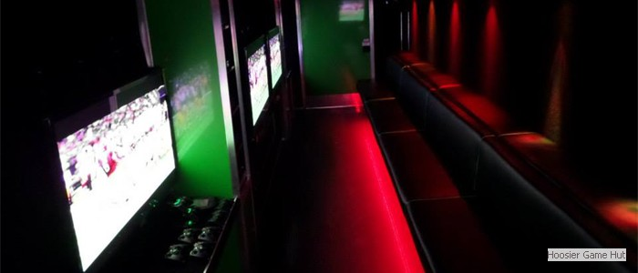 Our Game Truck is an amazing party on wheels...